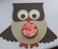 Sweet Treat Owl