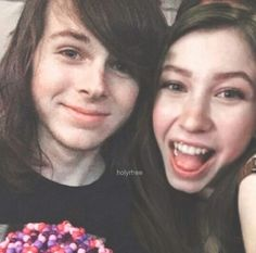 Chandlerriggs and katelyn nacon