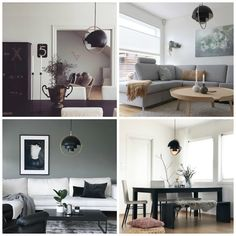 A prime example of Danish modern design, the Multi-Lite Pendant from Gubi changes its appearance thanks to independently rotated shades Home Goods Decor, Home Decor Trends, Home Decor Styles, Decor Ideas, Modern Farmhouse Interiors, Modern Interior, Interior Design, Sophisticated Bedroom, Inside Home