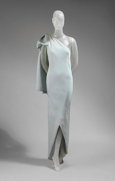 madeleine vionnet draped evening dress with jacket - Google Search