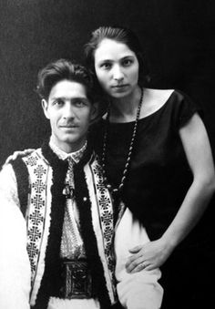 Corneliu Zelea Codreanu and his wife Elena Ilinoiu Codreanu Old Pictures, Old Photos, Vintage Photos, Post War Era, Transylvania Romania, Interesting Reads, St Michael, Tarzan, Pet Portraits