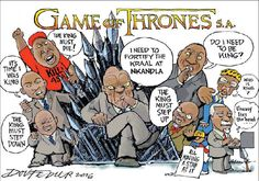Dov Fedler presents South Africa's 'Game of Thrones'.