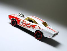 1970 Dodge Charger R/T - Hot Wheels
