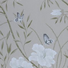 Products   Harlequin - Designer Fabrics and Wallpapers   Papillon (HJO75015)   Boutique Wallpapers