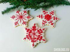 Τέλεια Χριστουγεννιάτικα κουλουράκια » Christmas Ornaments, Holiday Decor, Food, Home Decor, Cooking, Desserts, Recipes, Kitchen, Tailgate Desserts