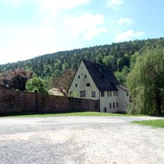 Kartause Grünau / Kloster Grünau - https://www.instagram.com/artpla_net/