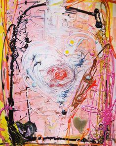 #colourful life🎨💋by #ramune_art 👌#canvas 50x70,  #artstile #modern #kunst #lifeisart🎨 #modernartist #heart #heartart #contemporaryart #modernlife #lifestylechange #selenagomez #alexanderschwarzart #lithuanian #liveinnorway #beyourself #contemporary #exhibition #eteris #gud #hellestø #landscape #love #norway #zeme #paradise #RamuneSadauskiene