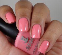 Jessica Custom Colour Conch Shell, new for Spring 2014.