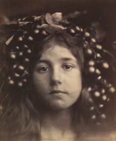 """Exhibition: 'Julia Margaret Cameron' at the Victoria and Albert Museum, London. """"I am always ecstatic when I see her work, no more so than when I view images that I have not seen before."""" http://artblart.com/2016/01/21/exhibition-julia-margaret-cameron-at-the-victoria-and-albert-museum-london/ Photo: Julia Margaret Cameron. 'Circe' 1865"""