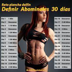 Consigue un abdomen tremendo en 30 días con el reto más efectivo hasta el momento. Descubre toda la información en el enlace:
