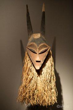 Eastern Pende (Congo) Mask