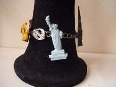 New York bracelet by Carolyn's Wardrobe.