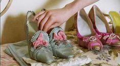 Manolo Blahnik's shoes pour le film Marie Antoinette