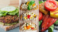 What a vegan diet looks like during BBQ season. #barbecue #veganrecipes #healthyrecipes #summer | everydayhealth.com