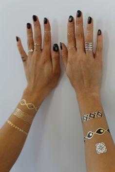 TribeTats BraceletsTattoos  