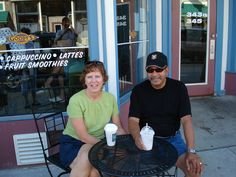 Pin to Win: Michigan in Love  Latte in Manistee