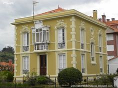 Casa Tetuán Gozón Asturias
