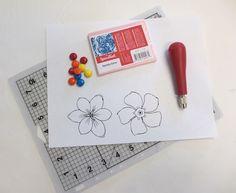 art journaling ~Stamp1