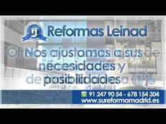 Reformas de Pisos Alcala de Henares • REFORMAS LEINAD •  Reformas de Viv...