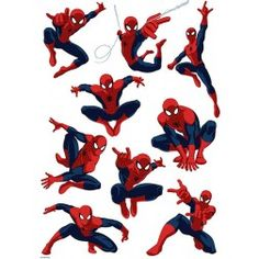 Buy the Spiderman Character Sheet available in Spiderman Pinata, Spiderman Poses, Spiderman Spider, Spiderman 2002, Spiderman Cake Topper, Character Sheet, Character Art, Character Design, Spider Verse
