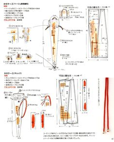 【楽天市場】コーティングバッグと傘ケースの作り方:手芸のピロル Diagram, Bath