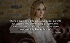 there is an expiry date on blaming your parents - Google zoeken
