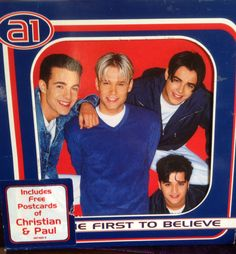 Be The First TO believe cd 1
