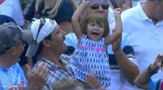 Minnesota Twins Have the Cutest Damn Fan in Baseball [GIF] | FatManWriting
