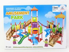 Funny educational DIY plastic cartoon park toys kids assembling park, View kids assembling park, Jintoys Product Details from Jinming Toys & Crafts Imp.& Exp. Co., Ltd. on Alibaba.com
