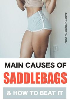 Learn how to get rid of saddlebags and make your hips look sexy and beautiful Weight Loss Diet Plan, Weight Loss Motivation, Loose Weight, How To Lose Weight Fast, Reduce Weight, Saddlebag Workout, Thigh Exercises, Exercises For Outer Thighs, Exercises For Hips