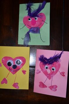 The Active Toddler: VALENTINE's PEOPLE for CARDs or Fun ARTWORK