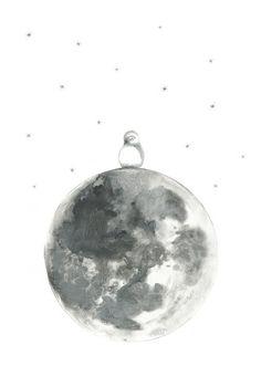 Moon (A4)