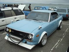 Toyota MR2 Mk1, AW11, 1600cc | Toyota / Lexus Sport ...