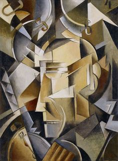 Ivan Klyun, Russian artist and art theorist who was noted for his association with Russian Suprematist Kazimir Malevich and for his formulation of a theory of colour.  In 1913 he turned to Cubism, and some of his best Cubist work dates from 1914–15.