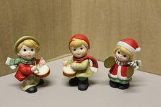 Home Interiors Christmas Figurines (Set of 3) #5106 • CAD 10.65 - PicClick CA