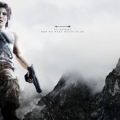 Riseof the Tomb Raider- gay, I'm such a Lara Croft fangirl