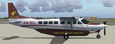 Aerotucan, Cessna C208B Grand Caravan