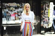 25 Cute Crop Tops, and How to Wear Them | StyleCaster