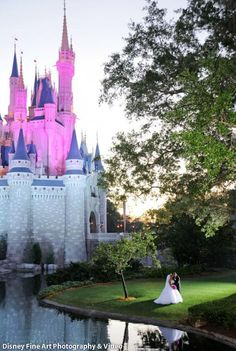 I'd seriously cry if i get to ever photograph a wedding at disney world