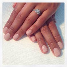 Mani-fique Gel Polish Manicure #nails