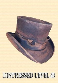 53fc0b294f0 Men s Hat - Hat Antiquing or Distressing