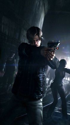 Tyrant Resident Evil, Resident Evil Anime, Leon S Kennedy, Dead Pool, Resident Evil Collection, Zero Wallpaper, Jill Valentine, Ghost In The Shell, Video Game Characters