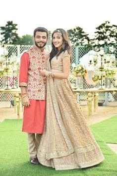Photographer - Now & Forever! Photos, Punjabi Culture, Beige Color, Decoration, Destination Wedding, Bridal Makeup pictures, images, vendor credits - Tarun Tahiliani, Rajkamal Studio, WeddingPlz