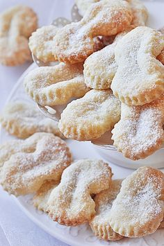 Polish Recipes, Cannoli, Egg Free, Sweet Life, Cupcake Cookies, Biscuits, French Toast, Sweet Tooth, Good Food