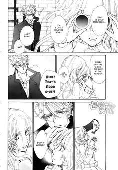 Read manga Vampire Knight 093.6 online in high quality