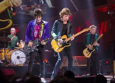 Rolling Stones Cuba concert is revolutionary - After being banned for being subversive, they rocked out on March 25, 2016 with Jumpin' Jack Flash.