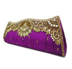 silk indian handbags - Google Search