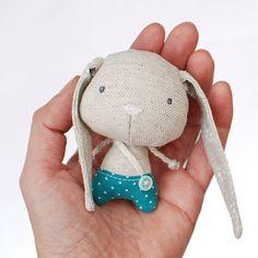 Lupíneček, králičí miminko