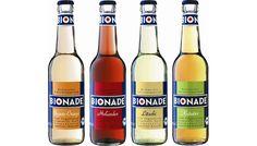 'Bionade: trendy summer drinks for 2013'. 2013? We drank these trendy German drinks in 2010 already....lychee is my favorite
