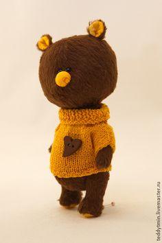 Мишка Тедди - мишка тедди,мишка ручной работы,авторская игрушка,игрушка ручной работы